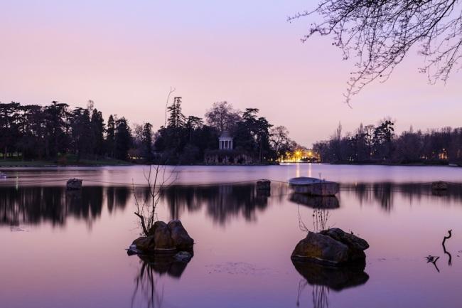 Bois de Vincennes - Lac Daumesnil